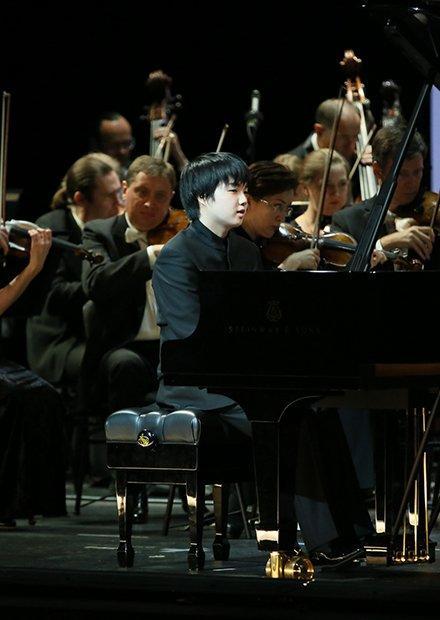 Мао Фудзита, фортепиано. Сольный концерт