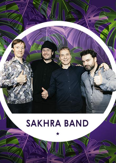 Город Джаз. SAKHRA band