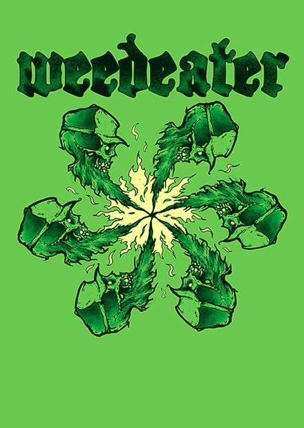 Weedeater (USA), СПб