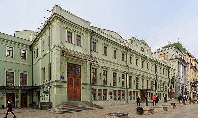 МХТ им. А.П. Чехова (Новая сцена)