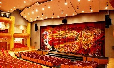 """Театр """"Русская песня"""" (основная сцена)"""