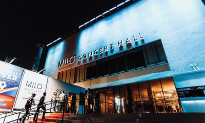 "Клуб ""MILO Concert Hall"" (Нижний Новгород)"