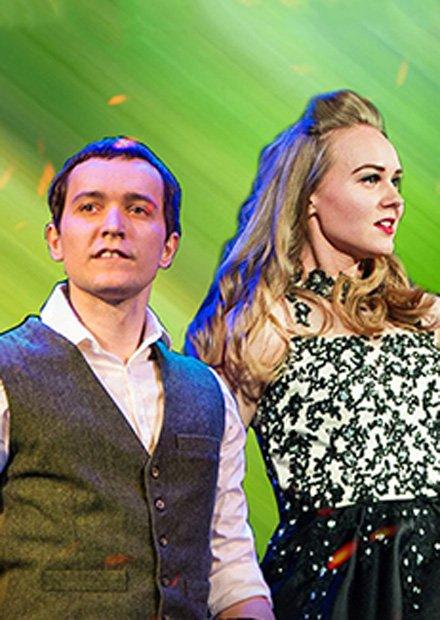 Ирландское танцевальное шоу «CELTICA»