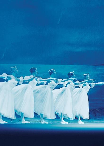 """Жизель. Театр """"Кремлевский балет"""""""