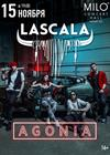 LASCALA ¡Презентация альбома AGONIA!