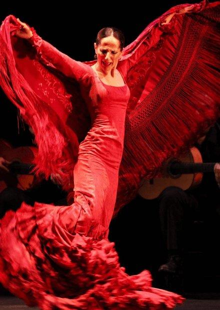 Звезды фламенко. Мерседес Руис (Испания)
