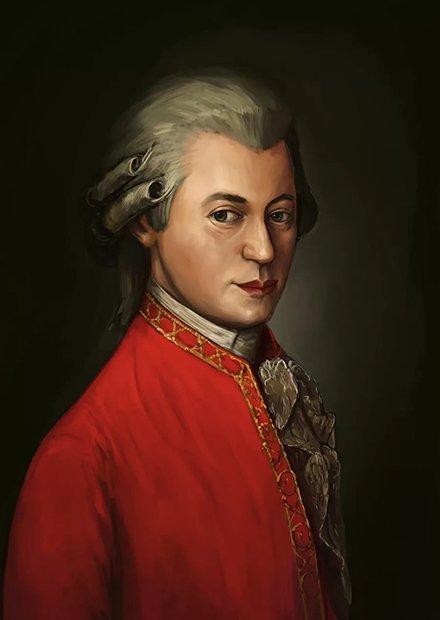 Вольфганг Амадей Моцарт. Реквием