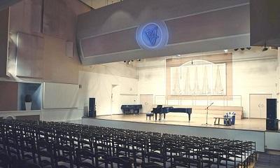 """Концертный зал """"Гнесинский на Поварской"""""""