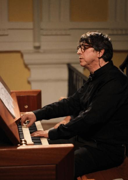 Роберто Фреско, орган (Испания)