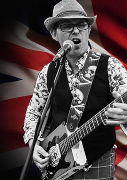 British Blues Invasion, Julian Burdock (UK)