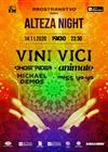 Alteza Night: Vini Vici, Ghost Rider, Animato
