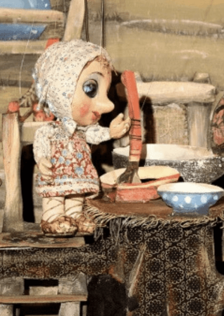 Три медведя. Ярославский театр кукол