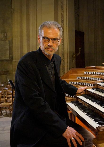 Музыка соборов мира: Арьян Брейкховен (орган, Нидерланды)